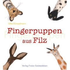 fingerpuppen aus filz von silke d mpelmann. Black Bedroom Furniture Sets. Home Design Ideas