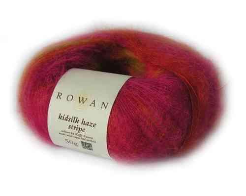 Rowan Kidsilk Haze Stripe