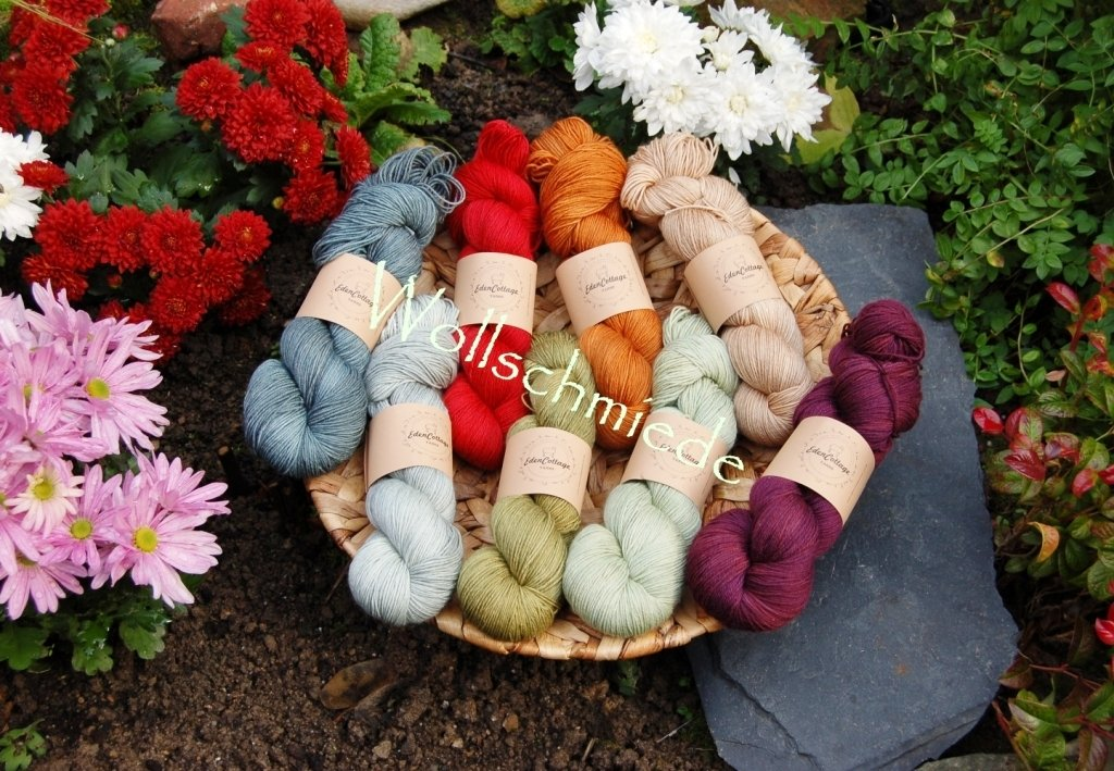 Eden Cottage Yarns Pendle 4ply