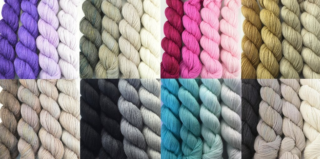 Artyarns Merino Cloud Gradients Kit
